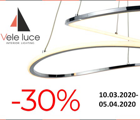 Vele Luce весна -30%