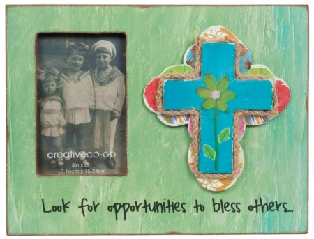 Рамка для фотографии Bless You DG-HOME от Дивайн Лайт