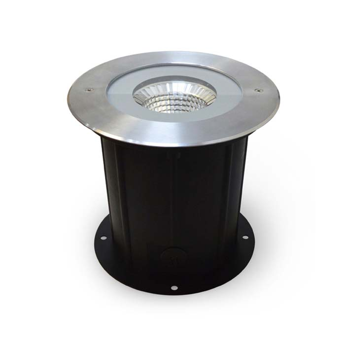 Светильник грунтовый R2EE0173 Холодный белый MaysunГрунтовые<br>Грунтовой светодиодный светильник R2EE0173 AC240V 25W IP67 d250*H145 (Холодный белый) (D-04-L). Бренд - Maysun. тип лампы - LED. ширина/диаметр - 250. мощность - 25.<br><br>популярные производители: Maysun<br>тип лампы: LED<br>ширина/диаметр: 250<br>максимальная мощность лампочки: 25