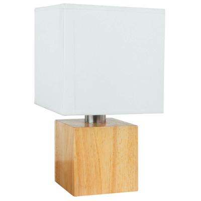 Настольная лампа 79390 PaulmannНастольные лампы<br>Светильник настольный Аста max 1x40W E14 дерево/бел.. Бренд - Paulmann. материал плафона - ткань. цвет плафона - белый. тип цоколя - E14. тип лампы - накаливания или LED. ширина/диаметр - 152. мощность - 40. количество ламп - 1.<br><br>популярные производители: Paulmann<br>материал плафона: ткань<br>цвет плафона: белый<br>тип цоколя: E14<br>тип лампы: накаливания или LED<br>ширина/диаметр: 152<br>максимальная мощность лампочки: 40<br>количество лампочек: 1