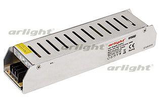 блок питания DC 019688 Arlightблоки питания DC<br>Блок питания, входное напряжение 176-264V АС, выходное напряжение 24V, мощность 100W, размеры 185x46x40 мм, вес г. Гарантия 2 года.. Бренд - Arlight. ширина/диаметр - 46. мощность - 100.<br><br>популярные производители: Arlight<br>ширина/диаметр: 46<br>максимальная мощность лампочки: 100