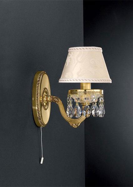 Бра A 6503/1Настенные и бра<br>A 6503/1. Бренд - Reccagni Angelo. тип лампы - накаливания или LED. количество ламп - 1. тип цоколя - E14. мощность лампы - 60. цвет арматуры - золотой. цвет плафона - бежевый. материал арматуры - латунь. материал плафона - ткань. высота - 250. длина - 240. форма - круг. стиль - классический. страна происхождения - Италия. напряжение - 220.<br><br>Бренд: Reccagni Angelo<br>тип лампы: накаливания или LED<br>количество ламп: 1<br>тип цоколя: E14<br>мощность лампы: 60<br>цвет арматуры: золотой<br>цвет плафона: бежевый<br>материал арматуры: латунь<br>материал плафона: ткань<br>высота: 250<br>длина: 240<br>форма: круг<br>стиль: классический<br>страна происхождения: Италия<br>напряжение: 220