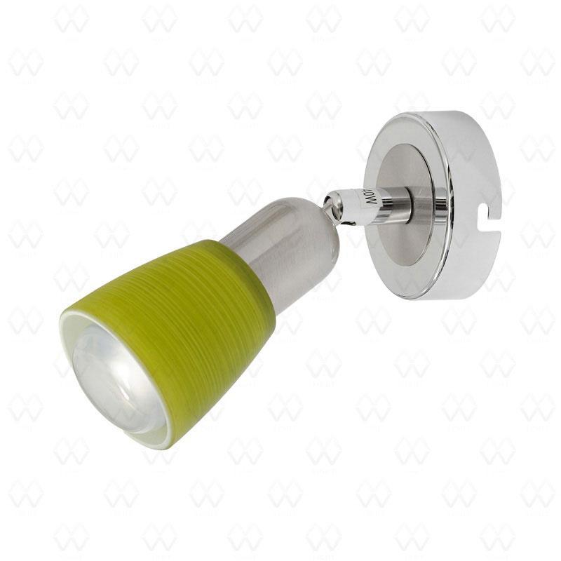 спот 504021101 DeMarktСпоты<br>504021101. Бренд - DeMarkt. материал плафона - стекло. цвет плафона - зеленый. тип цоколя - E14. тип лампы - накаливания или LED. ширина/диаметр - 80. мощность - 40. количество ламп - 1.<br><br>популярные производители: DeMarkt<br>материал плафона: стекло<br>цвет плафона: зеленый<br>тип цоколя: E14<br>тип лампы: накаливания или LED<br>ширина/диаметр: 80<br>максимальная мощность лампочки: 40<br>количество лампочек: 1