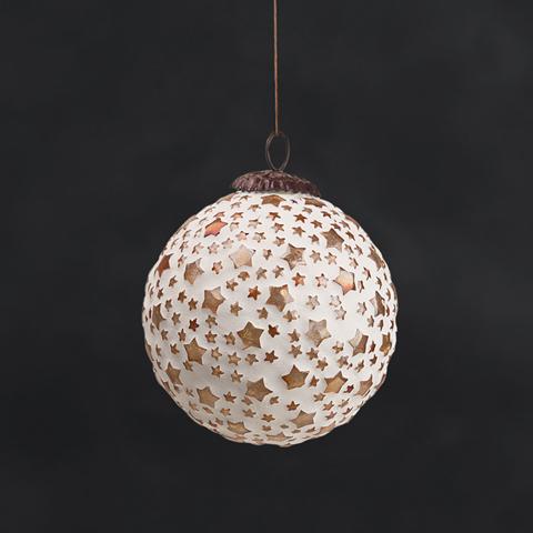 Новогодняя игрушка ROOMERSРазный настенный декор<br>. Бренд - ROOMERS. ширина/диаметр - 100. материал - Стекло, Металл. цвет - Antique Finish.<br><br>популярные производители: ROOMERS<br>ширина/диаметр: 100<br>материал: Стекло, Металл<br>цвет: Antique Finish