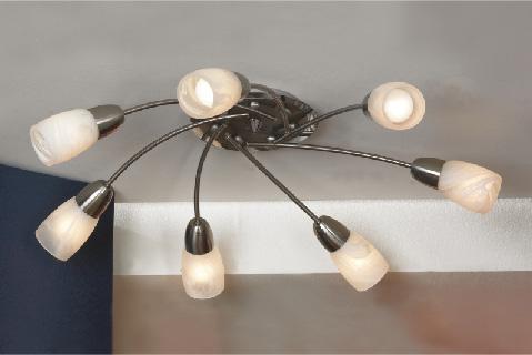 Потолочная люстра накладная LSQ-6907-07 Lussoleнакладные<br>LSQ-6907-07. Бренд - Lussole. материал плафона - стекло. цвет плафона - белый. тип цоколя - E14. тип лампы - накаливания или LED. ширина/диаметр - 660. мощность - 40. количество ламп - 7.<br><br>популярные производители: Lussole<br>материал плафона: стекло<br>цвет плафона: белый<br>тип цоколя: E14<br>тип лампы: накаливания или LED<br>ширина/диаметр: 660<br>максимальная мощность лампочки: 40<br>количество лампочек: 7