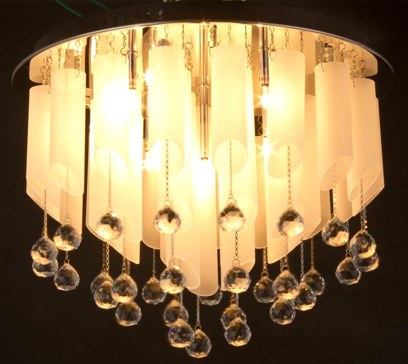 Потолочная люстра накладная SL616.102.10 ST-Luceнакладные<br>Светильник потолочный. Бренд - ST-Luce. материал плафона - хрусталь. цвет плафона - белый. тип цоколя - G4. тип лампы - галогеновая или LED. ширина/диаметр - 450. мощность - 20. количество ламп - 10.<br><br>популярные производители: ST-Luce<br>материал плафона: хрусталь<br>цвет плафона: белый<br>тип цоколя: G4<br>тип лампы: галогеновая или LED<br>ширина/диаметр: 450<br>максимальная мощность лампочки: 20<br>количество лампочек: 10