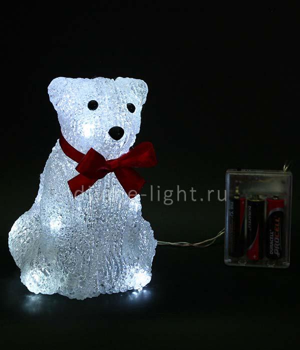 AS16B-2W Laitcomсветодиодные фигуры<br>14-051, Светодиодная фигура Медвежонок  16 см, 16 led, 3АА., белый . Бренд - Laitcom. количество ламп - 16. особенности - 3AA.<br><br>популярные производители: Laitcom<br>количество лампочек: 16<br>особенности: 3AA
