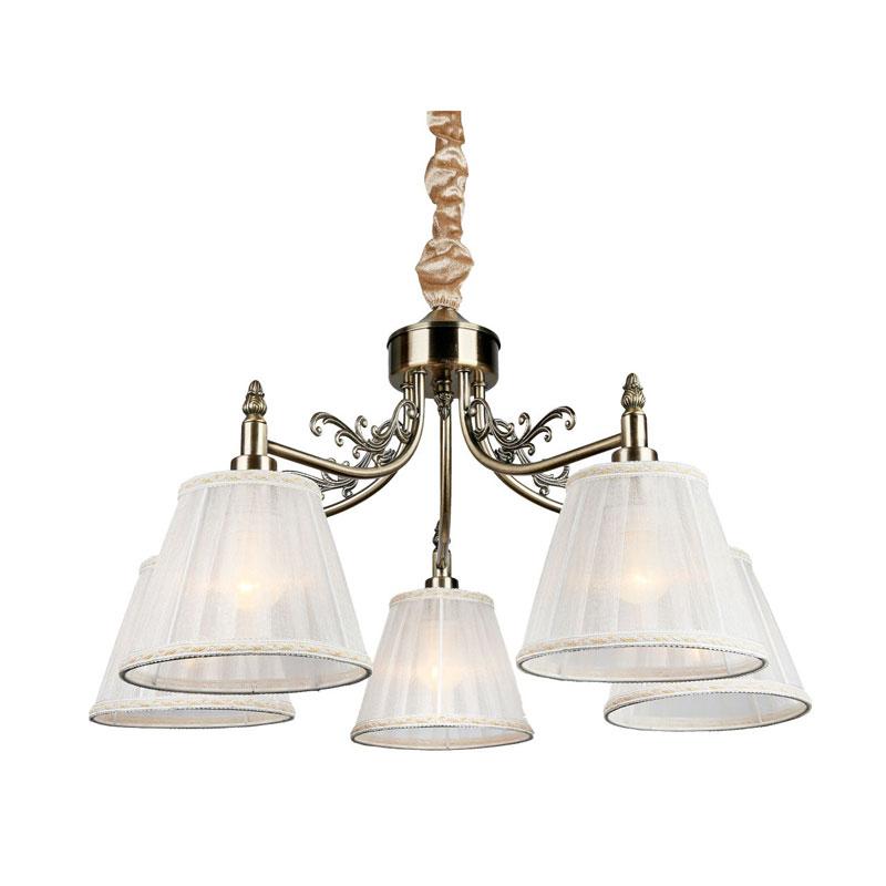 Потолочная люстра подвесная OML-76203-05 Omniluxподвесные<br>OML-76203-05. Бренд - Omnilux. материал плафона - ткань. цвет плафона - белый. тип цоколя - E14. тип лампы - накаливания или LED. ширина/диаметр - 600. мощность - 40. количество ламп - 5.<br><br>популярные производители: Omnilux<br>материал плафона: ткань<br>цвет плафона: белый<br>тип цоколя: E14<br>тип лампы: накаливания или LED<br>ширина/диаметр: 600<br>максимальная мощность лампочки: 40<br>количество лампочек: 5