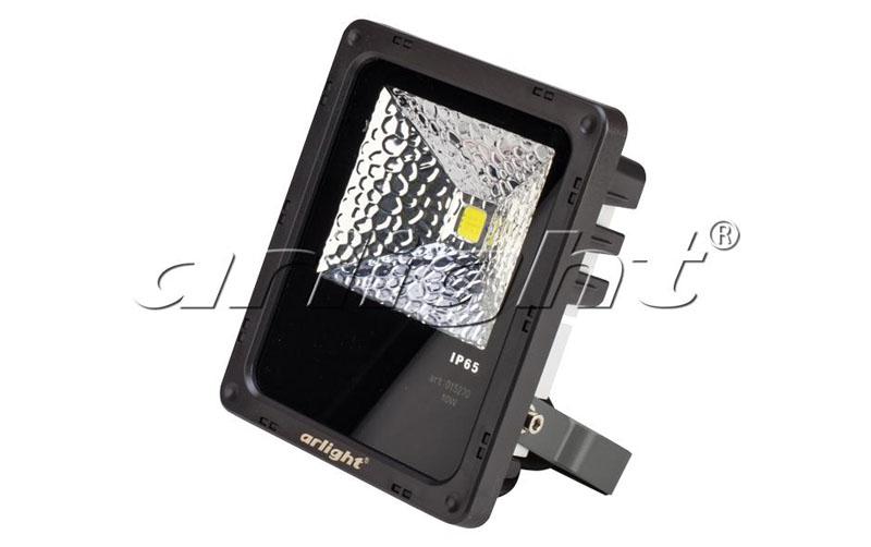 Arlight Светодиодный прожектор AR-FL-Slim-10W White