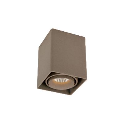 Точечный светильник FASHION ED СHAMPAGNE ITALLINEнакладные<br>FASHION ED СHAMPAGNE светильник. Бренд - ITALLINE. материал плафона - металл. цвет плафона - коричневый. тип лампы - LED. ширина/диаметр - 93. мощность - 9.3. количество ламп - 1. особенности - Дизайнерский точечный накладной светильник.<br><br>популярные производители: ITALLINE<br>материал плафона: металл<br>цвет плафона: коричневый<br>тип лампы: LED<br>ширина/диаметр: 93<br>максимальная мощность лампочки: 9.3<br>количество лампочек: 1<br>особенности: Дизайнерский точечный накладной светильник