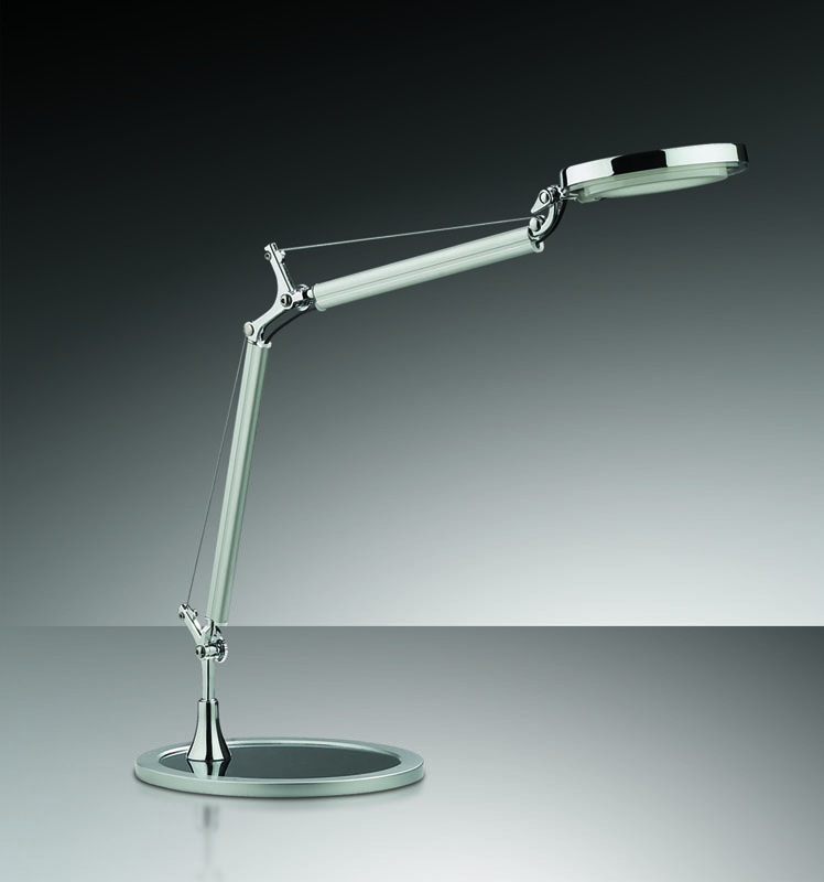 Odeon Light 2340/1T ODL12 919 хром/прозрачный Н/лампа LED 3W 220V WULA-LED