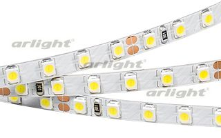 Лента RT 2-5000 24V White-5mm 2x(3528, 600LED, LUX Arlight от Дивайн Лайт