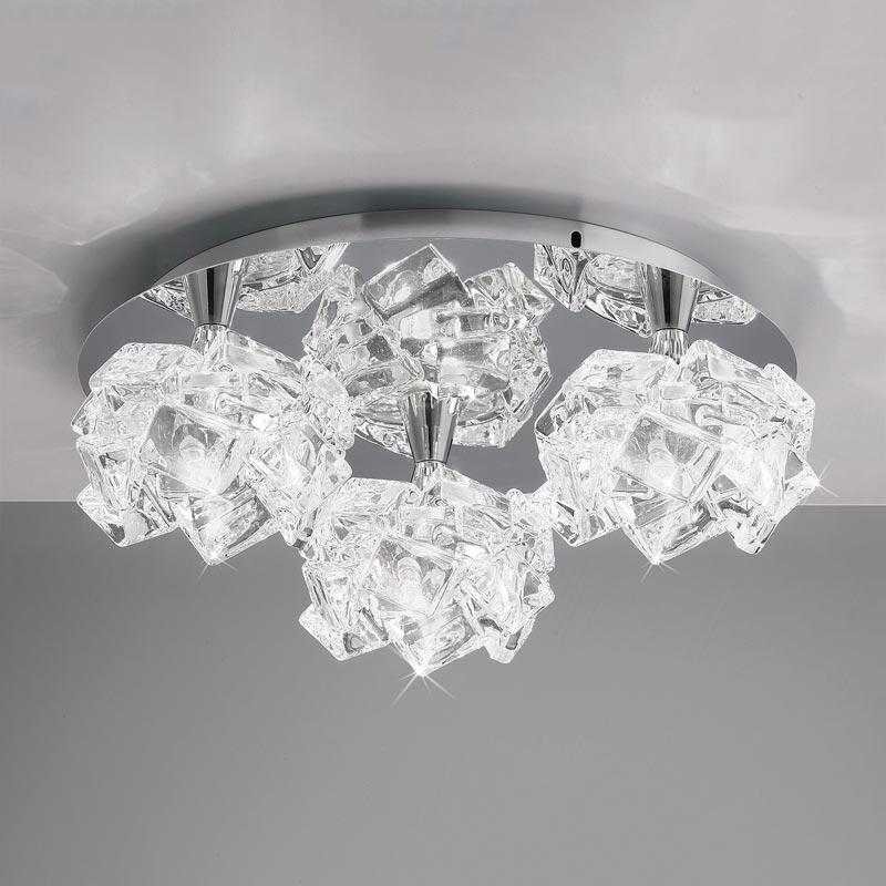 Потолочная люстра накладная 3955 Mantraнакладные<br>CEILING 3L. Бренд - Mantra. материал плафона - стекло. цвет плафона - прозрачный. тип цоколя - G9. тип лампы - галогеновая или LED. ширина/диаметр - 350. мощность - 33. количество ламп - 3.<br><br>популярные производители: Mantra<br>материал плафона: стекло<br>цвет плафона: прозрачный<br>тип цоколя: G9<br>тип лампы: галогеновая или LED<br>ширина/диаметр: 350<br>максимальная мощность лампочки: 33<br>количество лампочек: 3