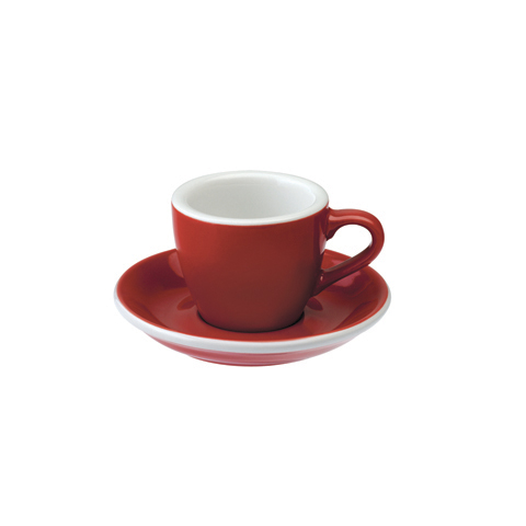 Кофейная пара ROOMERSЧайные наборы<br>. Бренд - ROOMERS. материал - Фарфор. цвет - Red.<br><br>популярные производители: ROOMERS<br>материал: Фарфор<br>цвет: Red