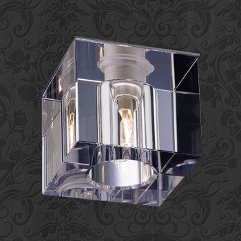 Точечный светильник 369276 Novotechвстраиваемые<br>369276 NT09 233 хром/хрусталь Встраиваемый НП G9 40W 220V CUBIC. Бренд - Novotech. материал плафона - стекло. цвет плафона - прозрачный. тип цоколя - G9. тип лампы - галогеновая или LED. ширина/диаметр - 68. мощность - 10. количество ламп - 1.<br><br>популярные производители: Novotech<br>материал плафона: стекло<br>цвет плафона: прозрачный<br>тип цоколя: G9<br>тип лампы: галогеновая или LED<br>ширина/диаметр: 68<br>максимальная мощность лампочки: 10<br>количество лампочек: 1
