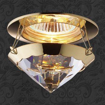 Точечный светильник 369336 Novotechвстраиваемые<br>369336 NT09 373 золото/прозрачный Встраиваемый IP20 GX5.3 50W 12V GLAM. Бренд - Novotech. материал плафона - хрусталь. цвет плафона - прозрачный. тип цоколя - GX5.3. тип лампы - галогеновая или LED. ширина/диаметр - 100. мощность - 50. количество ламп - 1.<br><br>популярные производители: Novotech<br>материал плафона: хрусталь<br>цвет плафона: прозрачный<br>тип цоколя: GX5.3<br>тип лампы: галогеновая или LED<br>ширина/диаметр: 100<br>максимальная мощность лампочки: 50<br>количество лампочек: 1