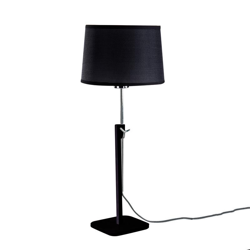 Настольная лампа 5321+5323Настольные лампы<br>TABLE LAMP E27. Бренд - Mantra. тип лампы - накаливания или LED. количество ламп - 1. тип цоколя - E27. мощность - 13. цвет арматуры - черный. цвет плафона - черный. материал арматуры - металл. материал плафона - ткань. высота - 574. ширина/диаметр - 240. длина - 240. степень защиты ip - 20. форма - круг. стиль - модерн. страна происхождения - Испания. коллекция - HABANA. напряжение - 220.<br><br>Бренд: Mantra<br>тип лампы: накаливания или LED<br>количество ламп: 1<br>тип цоколя: E27<br>мощность: 13<br>цвет арматуры: черный<br>цвет плафона: черный<br>материал арматуры: металл<br>материал плафона: ткань<br>высота: 574<br>ширина/диаметр: 240<br>длина: 240<br>степень защиты ip: 20<br>форма: круг<br>стиль: модерн<br>страна происхождения: Испания<br>коллекция: HABANA<br>напряжение: 220