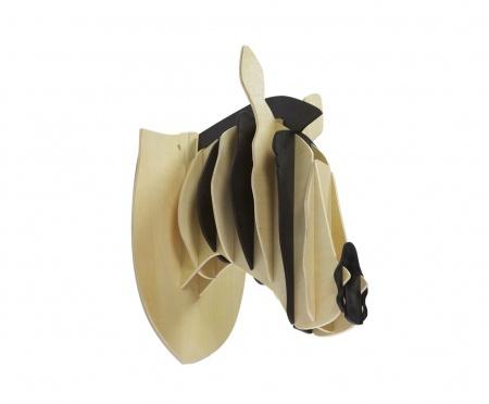 Декоративная голова зебры Ivory DG-HOME от Дивайн Лайт