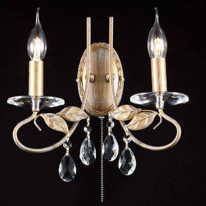 Бра CL418321 CitiluxНастенные и бра<br>CL418321 Бра Честер CL418321. Бренд - Citilux. тип цоколя - E14. тип лампы - накаливания или LED. ширина/диаметр - 290. мощность - 60. количество ламп - 2.<br><br>популярные производители: Citilux<br>тип цоколя: E14<br>тип лампы: накаливания или LED<br>ширина/диаметр: 290<br>максимальная мощность лампочки: 60<br>количество лампочек: 2