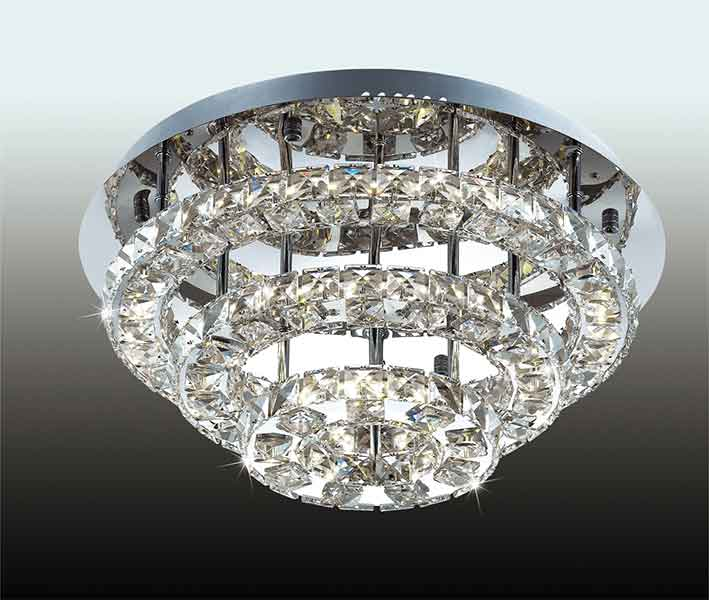 Потолочная люстра накладная 2710/44L  Odeon Lightнакладные<br>2710/44L ODL15 449 хром/хрусталь Люстра потолочная LED 44W 220V MAIRI. Бренд - Odeon Light. материал плафона - хрусталь. цвет плафона - прозрачный. тип лампы - галогеновая или LED. ширина/диаметр - 500. мощность - 44.<br><br>популярные производители: Odeon Light<br>материал плафона: хрусталь<br>цвет плафона: прозрачный<br>тип лампы: галогеновая или LED<br>ширина/диаметр: 500<br>максимальная мощность лампочки: 44
