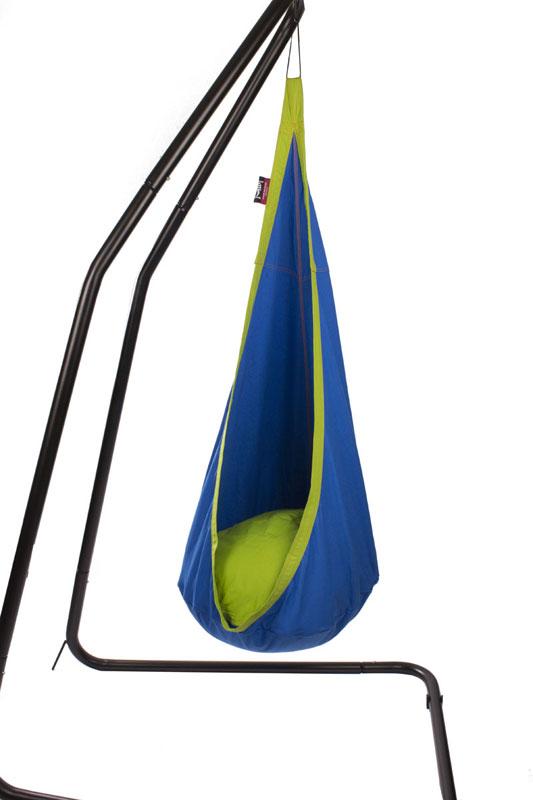 Детское подвесное кресло Nest blueberry KCS-02 Milli от Дивайн Лайт