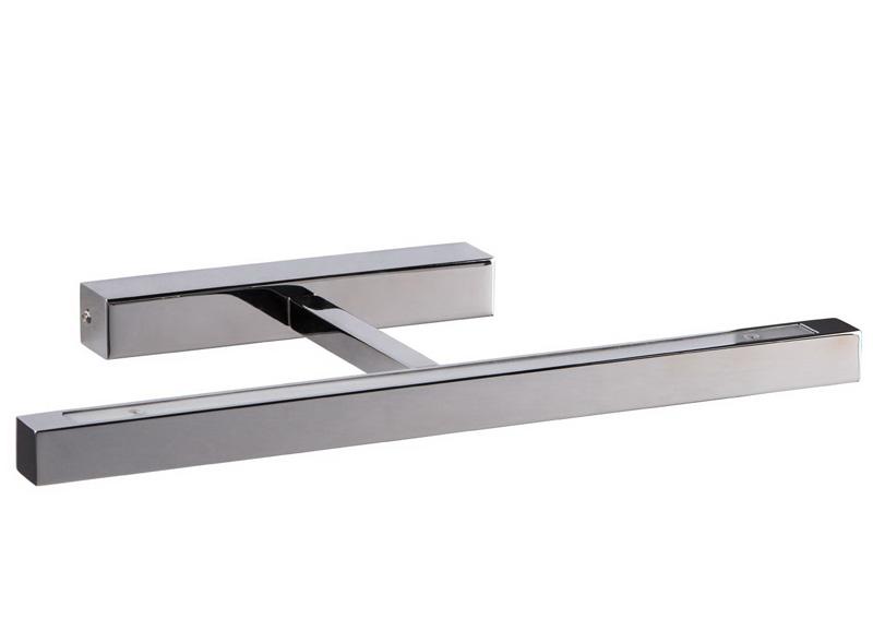 Светильник для картин или зеркал 502021001 MW-LightДля картин и зеркал<br>502021001. Бренд - MW-Light. материал плафона - металл. цвет плафона - хром. тип лампы - LED. ширина/диаметр - 400. мощность - 4.8. количество ламп - 1.<br><br>популярные производители: MW-Light<br>материал плафона: металл<br>цвет плафона: хром<br>тип лампы: LED<br>ширина/диаметр: 400<br>максимальная мощность лампочки: 4.8<br>количество лампочек: 1
