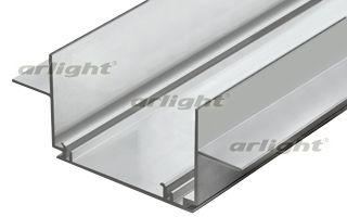 Алюминиевый профиль-держатель для встраивания в гипсокартон толщиной 12.5 мм. В TEK-POWER-RW70F можн Arlight