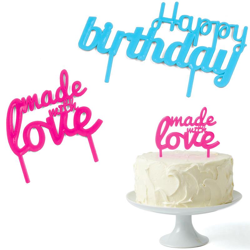 Украшение для торта banner Fine DesignМелочи для кухни<br>. Бренд - Fine Design. материал - полипропилен.<br><br>популярные производители: Fine Design<br>материал: полипропилен