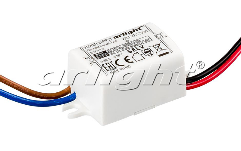 Блок питания ARJ-KE12350 (4W, 350mA)