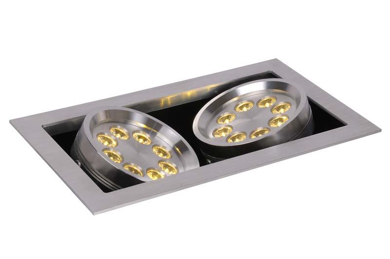 Точечный светильник 28905/16/12 LUCIDEвстраиваемые<br>LED PRO Spot 3000K 16x1W 30/17cm Aluminium. Бренд - LUCIDE. тип лампы - LED. ширина/диаметр - 170.<br><br>популярные производители: LUCIDE<br>тип лампы: LED<br>ширина/диаметр: 170