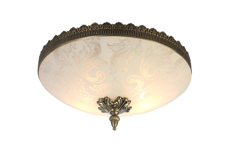 Потолочная люстра накладная A4541PL-3AB ARTE Lamp