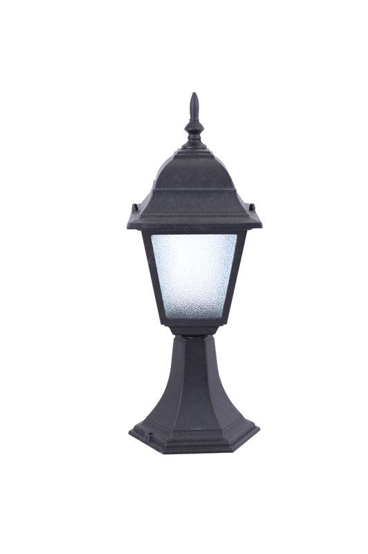 Светильник уличный A1014FN-1BK ARTE LampСадово-парковые<br>A1014FN-1BK. Бренд - ARTE Lamp. материал плафона - стекло. цвет плафона - прозрачный. тип цоколя - E27. тип лампы - накаливания или LED. ширина/диаметр - 15. мощность - 60. количество ламп - 1.<br><br>популярные производители: ARTE Lamp<br>материал плафона: стекло<br>цвет плафона: прозрачный<br>тип цоколя: E27<br>тип лампы: накаливания или LED<br>ширина/диаметр: 15<br>максимальная мощность лампочки: 60<br>количество лампочек: 1