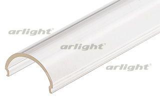 алюминиевый профиль 016624 Arlightэкраны<br>Прозрачный экран PMMA для профиля WIDE-B-H20. Полукруглый, длина 2000мм. Цена за 1м.. Бренд - Arlight.<br><br>популярные производители: Arlight