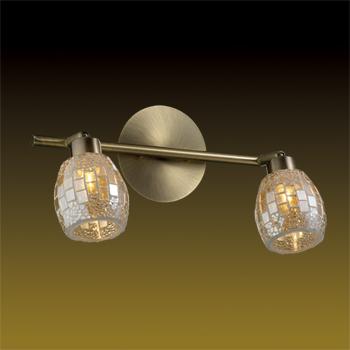 спот 2166/2W Odeon LightСпоты<br>2166/2W ODL11 721 мозаика/золотистый Подсветка  G9 2*40W 220V GLOSSE. Бренд - Odeon Light. материал плафона - стекло. цвет плафона - бежевый. тип цоколя - G9. тип лампы - галогеновая или LED. мощность - 40. количество ламп - 2.<br><br>популярные производители: Odeon Light<br>материал плафона: стекло<br>цвет плафона: бежевый<br>тип цоколя: G9<br>тип лампы: галогеновая или LED<br>максимальная мощность лампочки: 40<br>количество лампочек: 2