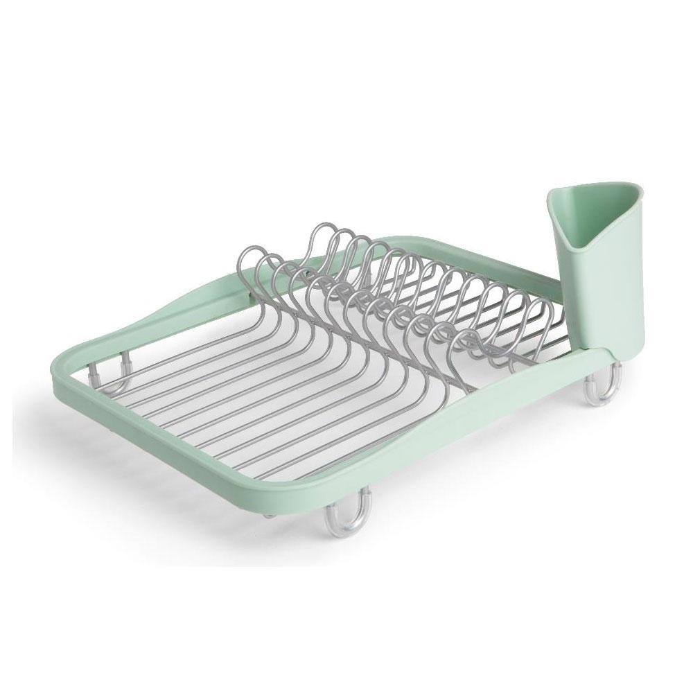 Сушилка для посуды sinkin dish мятная Fine DesignМелочи для кухни<br>. Бренд - Fine Design. материал - Металл, Пластик.<br><br>популярные производители: Fine Design<br>материал: Металл, Пластик
