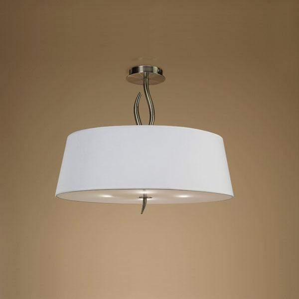 Потолочная люстра на штанге 1928 Mantraна штанге<br>ANTIQUE BRASS - WHITE SHADE. Бренд - Mantra. материал плафона - ткань. цвет плафона - белый. тип цоколя - E27. тип лампы - накаливания или LED. ширина/диаметр - 600. мощность - 20. количество ламп - 4.<br><br>популярные производители: Mantra<br>материал плафона: ткань<br>цвет плафона: белый<br>тип цоколя: E27<br>тип лампы: накаливания или LED<br>ширина/диаметр: 600<br>максимальная мощность лампочки: 20<br>количество лампочек: 4