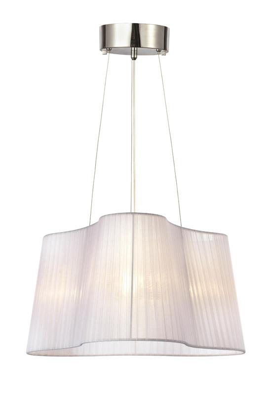 Потолочная люстра подвесная 104328подвесные<br>Люстра подвесная. Бренд - MarkSojd&amp;LampGustaf. тип лампы - накаливания или LED. количество ламп - 3. тип цоколя - E27. мощность лампы - 60. цвет арматуры - хром. цвет плафона - белый. материал арматуры - металл. материал плафона - ткань. высота - 1200. ширина/диаметр - 460. степень защиты ip - 20. форма - круг. стиль - модерн. страна происхождения - Швеция. коллекция - VISINGSO. напряжение - 220.<br><br>Бренд: MarkSojd&amp;LampGustaf<br>тип лампы: накаливания или LED<br>количество ламп: 3<br>тип цоколя: E27<br>мощность лампы: 60<br>цвет арматуры: хром<br>цвет плафона: белый<br>материал арматуры: металл<br>материал плафона: ткань<br>высота: 1200<br>ширина/диаметр: 460<br>длина: 0<br>степень защиты ip: 20<br>форма: круг<br>стиль: модерн<br>страна происхождения: Швеция<br>коллекция: VISINGSO<br>напряжение: 220