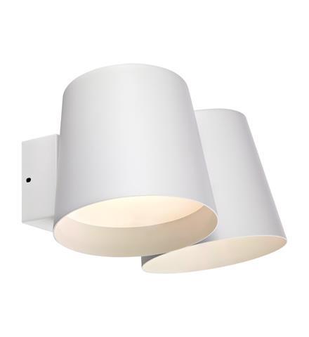 Бра 105744Настенные и бра<br>Бра. Бренд - MarkSojd&amp;LampGustaf. тип лампы - LED. количество ламп - 2. мощность лампы - 6. цвет арматуры - белый. цвет плафона - белый. материал арматуры - пластик. материал плафона - пластик. высота - 150. ширина/диаметр - 300. длина - 190. степень защиты ip - 20. форма - круг. стиль - модерн. страна происхождения - Швеция. коллекция - BIN. напряжение - 220.<br><br>Бренд: MarkSojd&amp;LampGustaf<br>тип лампы: LED<br>количество ламп: 2<br>мощность лампы: 6<br>цвет арматуры: белый<br>цвет плафона: белый<br>материал арматуры: пластик<br>материал плафона: пластик<br>высота: 150<br>ширина/диаметр: 300<br>длина: 190<br>степень защиты ip: 20<br>форма: круг<br>стиль: модерн<br>страна происхождения: Швеция<br>коллекция: BIN<br>напряжение: 220