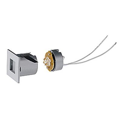 Светильник для подсветки 112711 SLVПодсветка стен и ступеней<br>MINI FRAME LED светильник встраиваемый 12В~ с 4-мя LED 0.3Вт, 6500K, 10lm, серебристый. Бренд - SLV. материал плафона - стекло. цвет плафона - серый. тип лампы - LED. ширина/диаметр - 40. мощность - 0.3. количество ламп - 4.<br><br>популярные производители: SLV<br>материал плафона: стекло<br>цвет плафона: серый<br>тип лампы: LED<br>ширина/диаметр: 40<br>максимальная мощность лампочки: 0.3<br>количество лампочек: 4