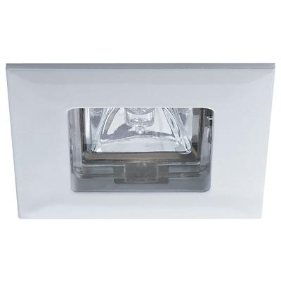 Точечный светильник 99571 Paulmannвстраиваемые<br>Светильник встраиваемый Квадро, белый, GU5.3, 4x35W . Бренд - Paulmann. материал плафона - стекло. цвет плафона - белый. тип цоколя - GU5.3. тип лампы - галогеновая или LED. ширина/диаметр - 68. мощность - 35. количество ламп - 4.<br><br>популярные производители: Paulmann<br>материал плафона: стекло<br>цвет плафона: белый<br>тип цоколя: GU5.3<br>тип лампы: галогеновая или LED<br>ширина/диаметр: 68<br>максимальная мощность лампочки: 35<br>количество лампочек: 4