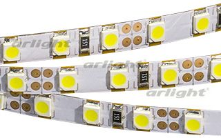 Лента RT 2-5000 12V White-5mm 2x(3528, 600LED, LUX Arlight от Дивайн Лайт