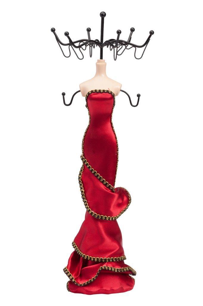 Подставка для украшений Glenda DG-HOMEРазный настольный декор<br>. Бренд - DG-HOME. ширина/диаметр - 370. материал - Дерево, Металл. цвет - Красный, Чёрный, Бежевый.<br><br>популярные производители: DG-HOME<br>ширина/диаметр: 370<br>материал: Дерево, Металл<br>цвет: Красный, Чёрный, Бежевый