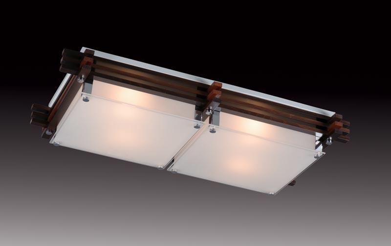 Накладной потолочный светильник 4241V Sonexнакладные<br>4241V YLT12 097 деревовенге/хром Н/п светильник E27 4*60W 220V TRIAL VENGUE. Бренд - Sonex. материал плафона - стекло. цвет плафона - белый. тип цоколя - E27. тип лампы - накаливания или LED. ширина/диаметр - 720. мощность - 60. количество ламп - 4.<br><br>популярные производители: Sonex<br>материал плафона: стекло<br>цвет плафона: белый<br>тип цоколя: E27<br>тип лампы: накаливания или LED<br>ширина/диаметр: 720<br>максимальная мощность лампочки: 60<br>количество лампочек: 4