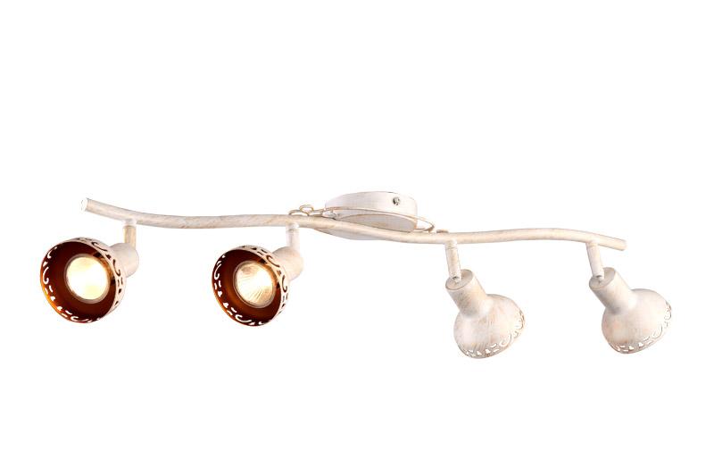 спот A5219PL-4WG ARTE LampСпоты<br>A5219PL-4WG. Бренд - ARTE Lamp. материал плафона - металл. цвет плафона - белый. тип цоколя - GU10. тип лампы - галогеновая или LED. ширина/диаметр - 160. мощность - 35. количество ламп - 4.<br><br>популярные производители: ARTE Lamp<br>материал плафона: металл<br>цвет плафона: белый<br>тип цоколя: GU10<br>тип лампы: галогеновая или LED<br>ширина/диаметр: 160<br>максимальная мощность лампочки: 35<br>количество лампочек: 4