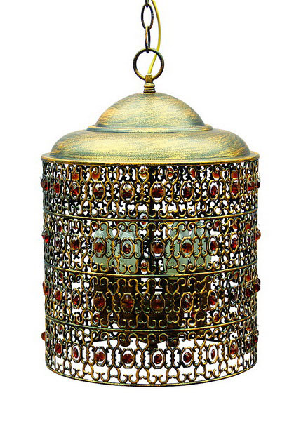 Подвесной  потолочный светильник 2312-6P от Дивайн Лайт