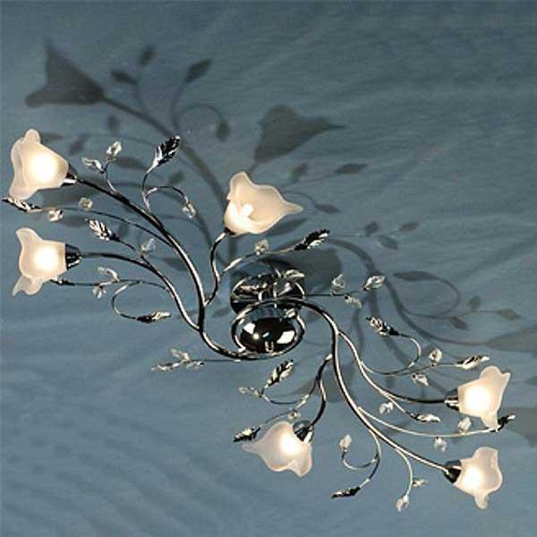 Потолочная люстра накладная CL209161 Citiluxнакладные<br>CL209161 Потолочная люстра Ода Хром CL209161. Бренд - Citilux. материал плафона - стекло. цвет плафона - белый. тип цоколя - G9. тип лампы - галогеновая или LED. ширина/диаметр - 500. мощность - 40. количество ламп - 6.<br><br>популярные производители: Citilux<br>материал плафона: стекло<br>цвет плафона: белый<br>тип цоколя: G9<br>тип лампы: галогеновая или LED<br>ширина/диаметр: 500<br>максимальная мощность лампочки: 40<br>количество лампочек: 6