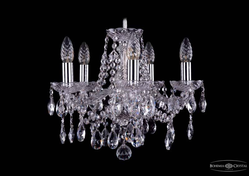 Потолочная люстра подвесная 1413/5/141/Ni Bohemia Ivele Crystalподвесные<br>Люстра. Бренд - Bohemia Ivele Crystal. материал плафона - хрусталь. цвет плафона - прозрачный. тип цоколя - E14. тип лампы - накаливания или LED. ширина/диаметр - 420. мощность - 40. количество ламп - 5.<br><br>популярные производители: Bohemia Ivele Crystal<br>материал плафона: хрусталь<br>цвет плафона: прозрачный<br>тип цоколя: E14<br>тип лампы: накаливания или LED<br>ширина/диаметр: 420<br>максимальная мощность лампочки: 40<br>количество лампочек: 5