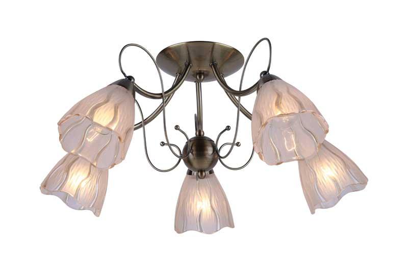 Потолочная люстра накладная A6189PL-5AB ARTE Lampнакладные<br>A6189PL-5AB. Бренд - ARTE Lamp. материал плафона - стекло. цвет плафона - белый. тип цоколя - E14. тип лампы - накаливания или LED. ширина/диаметр - 590. мощность - 60. количество ламп - 5.<br><br>популярные производители: ARTE Lamp<br>материал плафона: стекло<br>цвет плафона: белый<br>тип цоколя: E14<br>тип лампы: накаливания или LED<br>ширина/диаметр: 590<br>максимальная мощность лампочки: 60<br>количество лампочек: 5