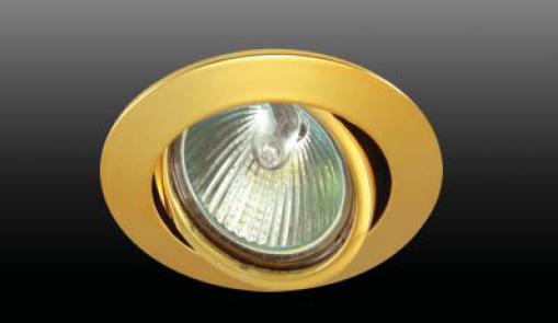 Точечный светильник A1506.79 Donoluxвстраиваемые<br>DL347PG Donolux Светильник встраиваемый поворотный MR16,max 50w GU5,3 D 83 H 26, полир.золото. Бренд - Donolux. тип цоколя - GU5.3. тип лампы - галогеновая или LED. ширина/диаметр - 83. мощность - 50. количество ламп - 1.<br><br>популярные производители: Donolux<br>тип цоколя: GU5.3<br>тип лампы: галогеновая или LED<br>ширина/диаметр: 83<br>максимальная мощность лампочки: 50<br>количество лампочек: 1