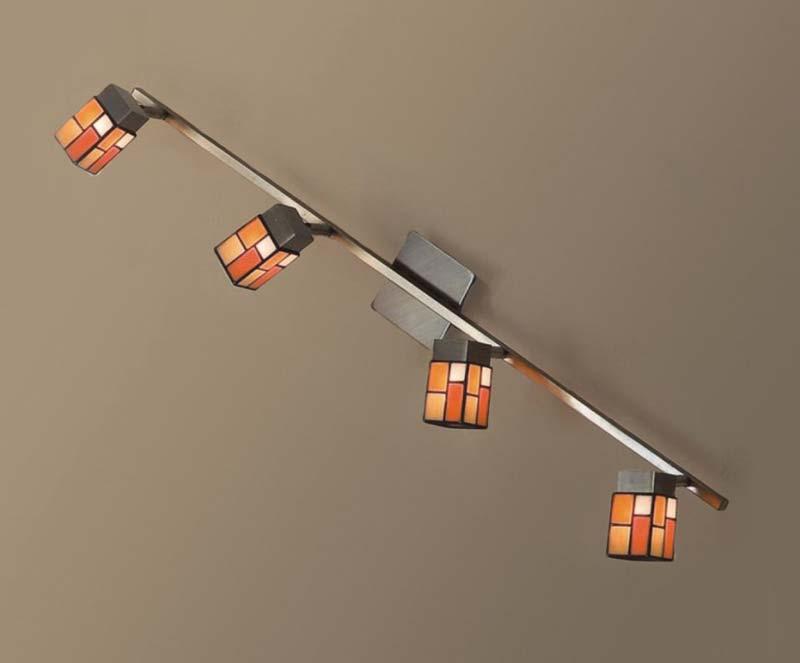 спот CL514541 CitiluxСпоты<br>CL514541 Спот Латина CL514541. Бренд - Citilux. материал плафона - стекло. цвет плафона - разноцветный. тип цоколя - G9. тип лампы - галогеновая или LED. мощность - 40. количество ламп - 4.<br><br>популярные производители: Citilux<br>материал плафона: стекло<br>цвет плафона: разноцветный<br>тип цоколя: G9<br>тип лампы: галогеновая или LED<br>максимальная мощность лампочки: 40<br>количество лампочек: 4